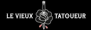 Logo le Vieux - Tatoueur